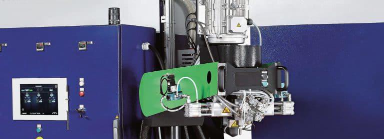 Machine pour mesure et mélange de polyuréthane pour une haute précision