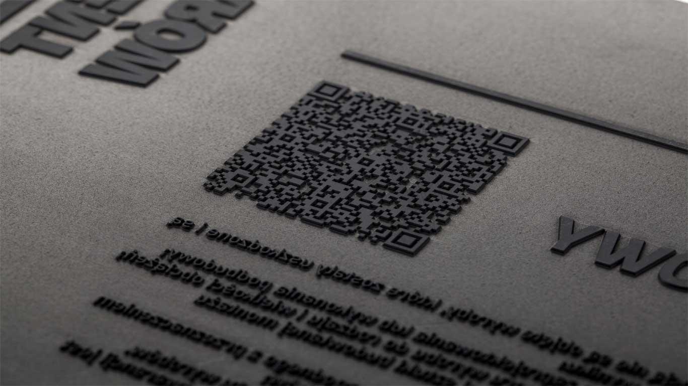 Cliché gravé laser pour impression flexographie