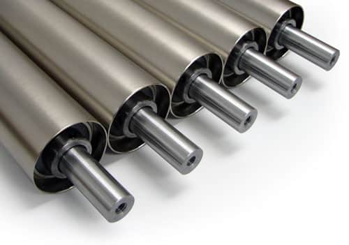Nouveau rouleau et cylindre en acier inoxydable