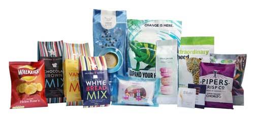 Emballage souple étiquettes film et papier