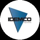 Logo Idemco
